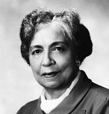 Dr. Dorothy Celeste Boulding Ferebee