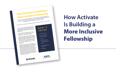 How Activate is Building a More Inclusive Fellowship