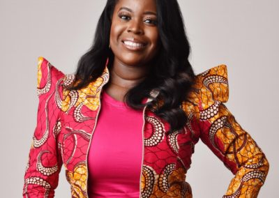 Baindu L. Bayon, PhD – AWIS Membership Spotlight