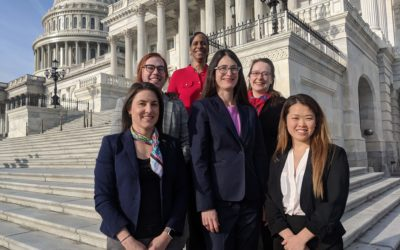 AWIS Advocates for Women in STEM and Calls for Funding, Equity and Workplace Protections Against Sexual Harassment and Discrimination