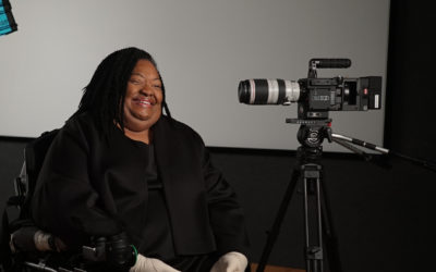 Energy in Motion: FIlmmaker Crystal R. Emery is a Force for Change in STEM