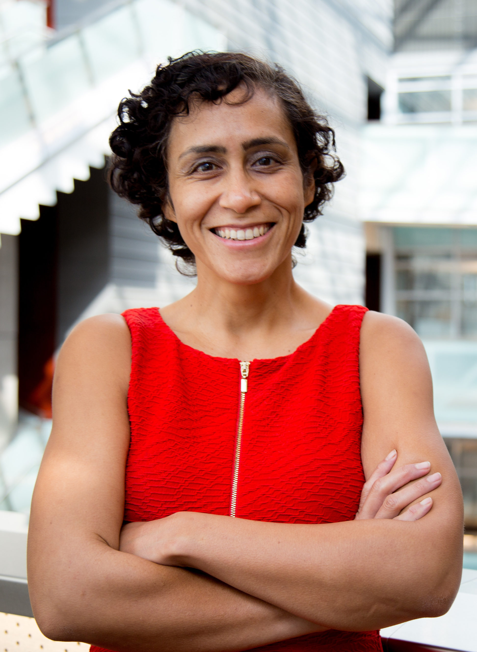 Headshot of Dr. Georgina To'a Salazar