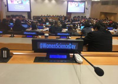 February 11 is International Women and Girls in Science Day
