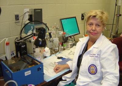 Dr. Ludmila Belayev