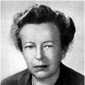 Dr. Maria Goeppert Mayer