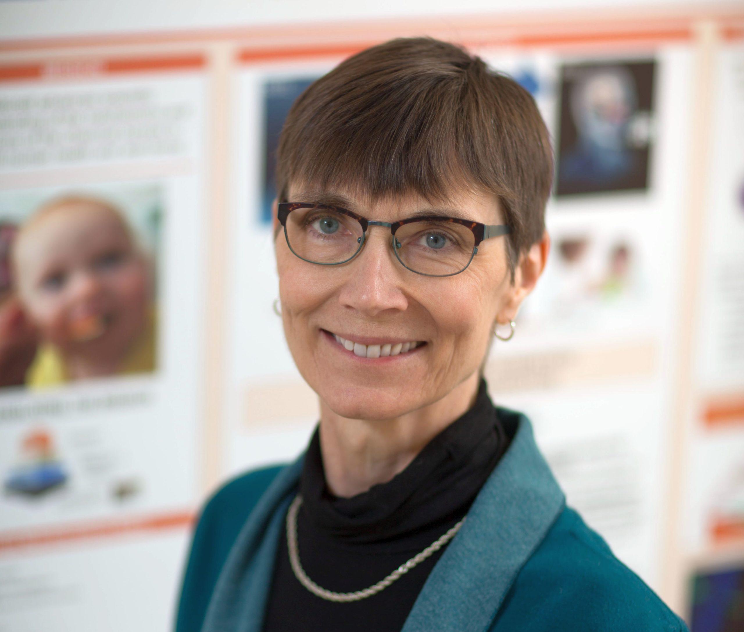 Headshot of Dr. Nancy Rawson