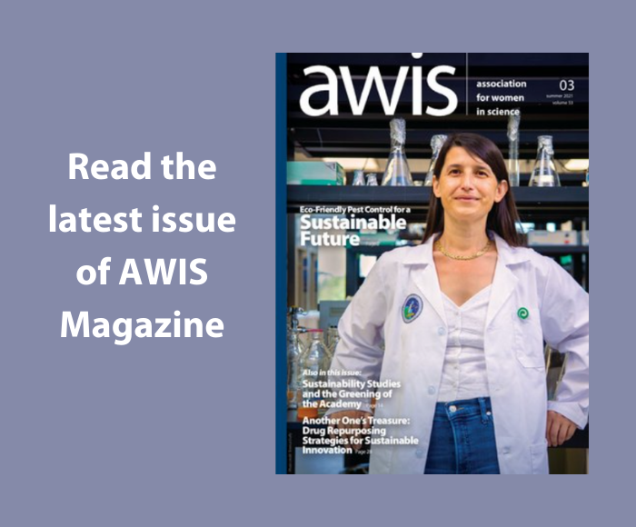 Read the latest issue of AWIS Magazine