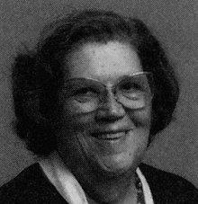 Dr. Ruth Smith Lloyd