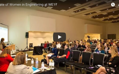 Video: SWE Shares Research on State of Women in Engineering