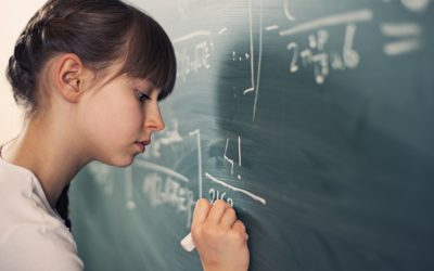 PBS | Girls' superb verbal skills may contribute to the gender gap in math