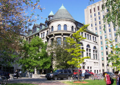Macdonald Campus of McGill University AWIS Affiliate Group