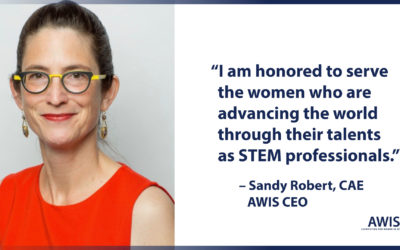 AWIS Names Sandra W. Robert, CAE, New CEO